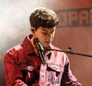 Alfred García presenta su álbum '1016' en el Clotilde Fest