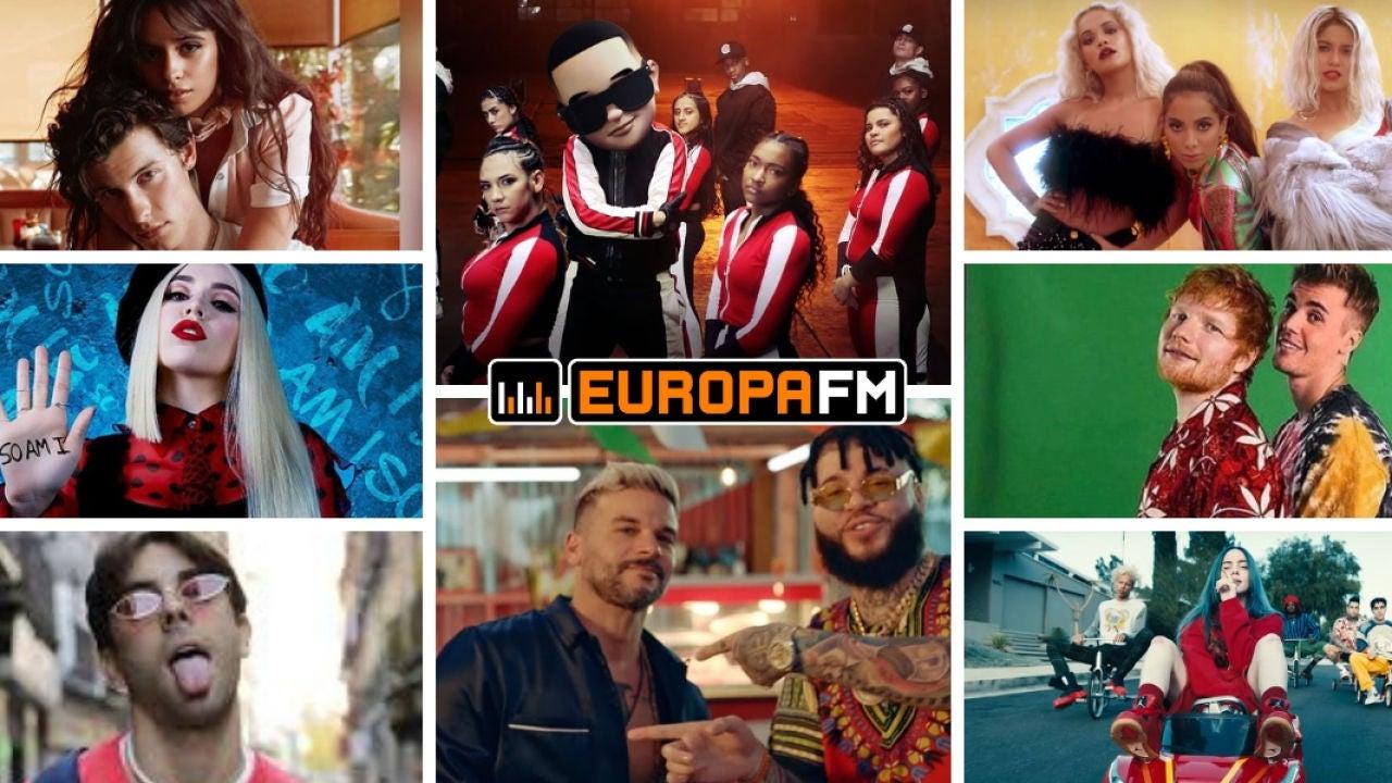 Radio Europa Playlist