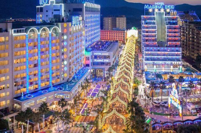 Marina d´Or ciudad de vacaciones