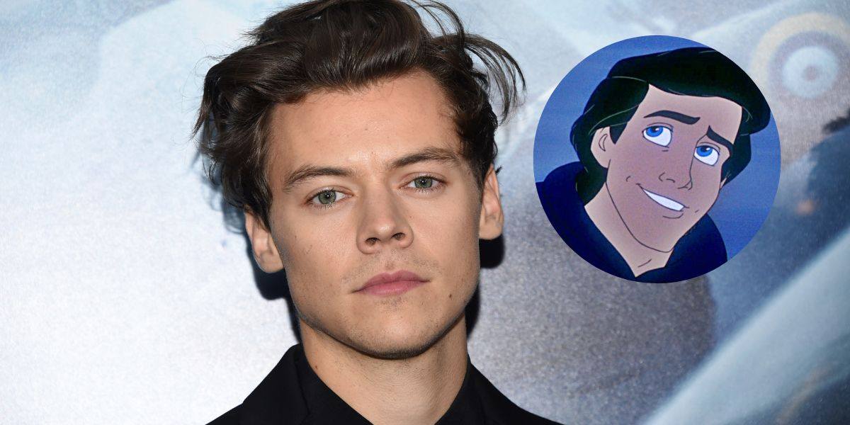 Harry Styles podría dar vida al príncipe Eric en el remake de 'La Sirenita'