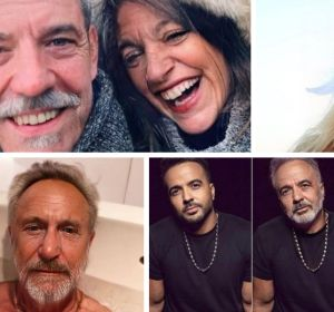 La fiebre FaceApp de los famosos