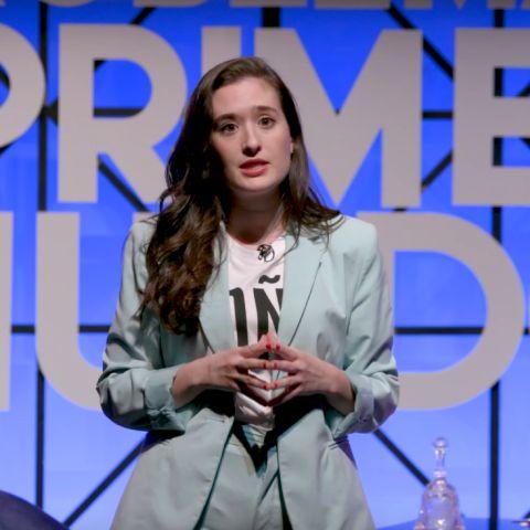 Victoria Martín en 'Problemas del Primer Mundo'