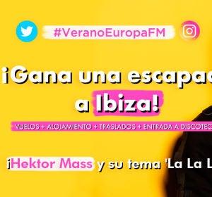 Gana un viaje a Ibiza con Hektor Mass