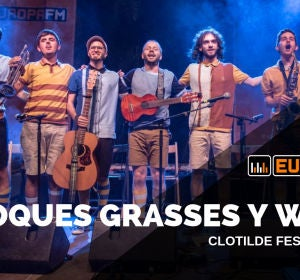 Oques Grasses y Wineson en el Clotilde Fest 2019