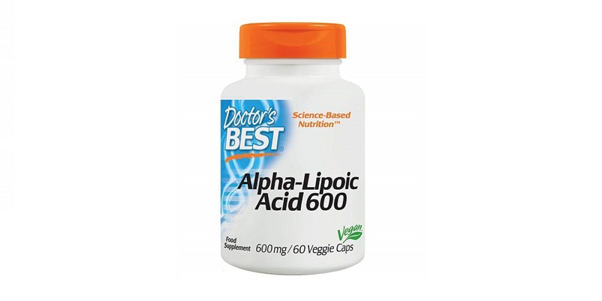 El ácido lipoico es un producto de venta libre que puede adquirirse en farmacias y sitios de venta online