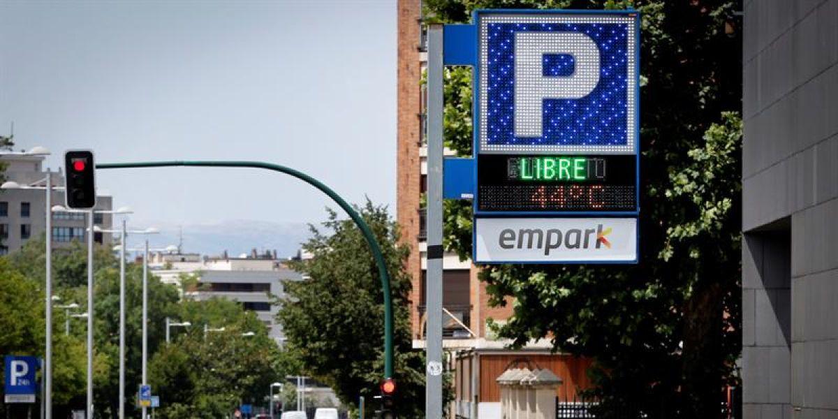 Ola de calor en España con temperaturas que superan los 40º