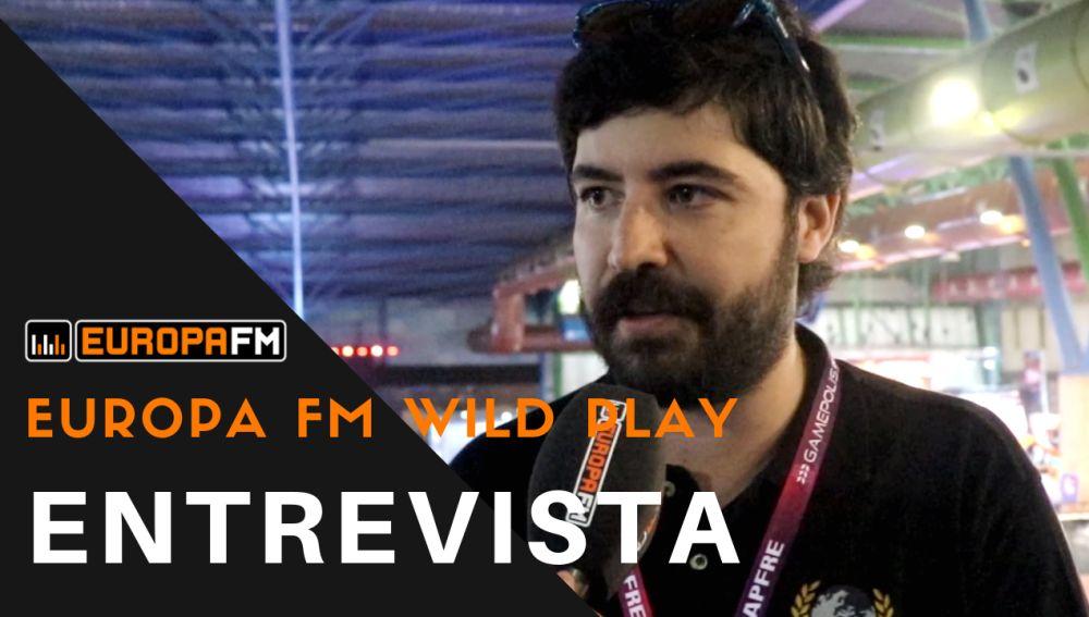 Entrevista a FonsoCN en Europa FM Wild Play