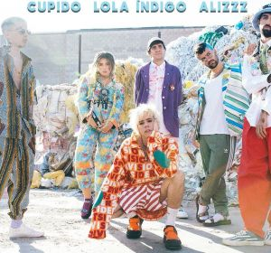 Cupido lanza el remix de 'Autoestima' con Lola Indigo y Alizzz