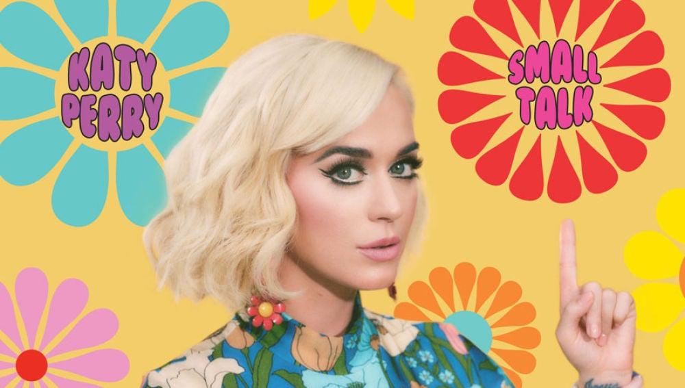 Portada de 'Small Talk' de Katy Perry