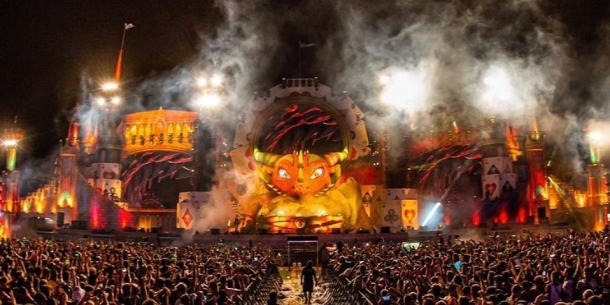 El escenario del Medusa Festival