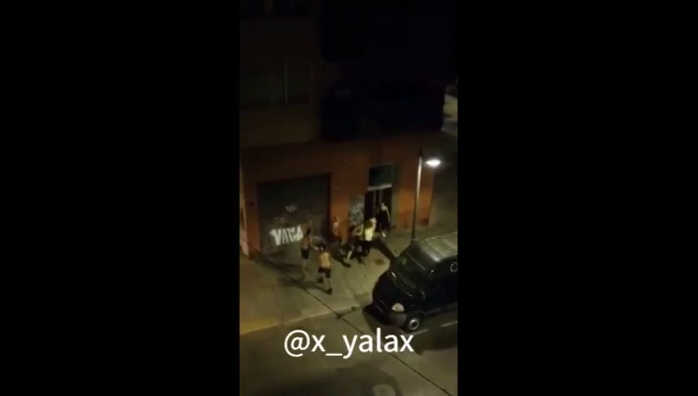 Un joven denuncia una agresión homófoba contra su novio a la salida de una discoteca en Valencia