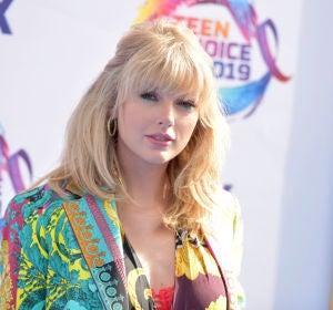 La extraña cara de Taylor Swift en los Teen Choice Awards 2019