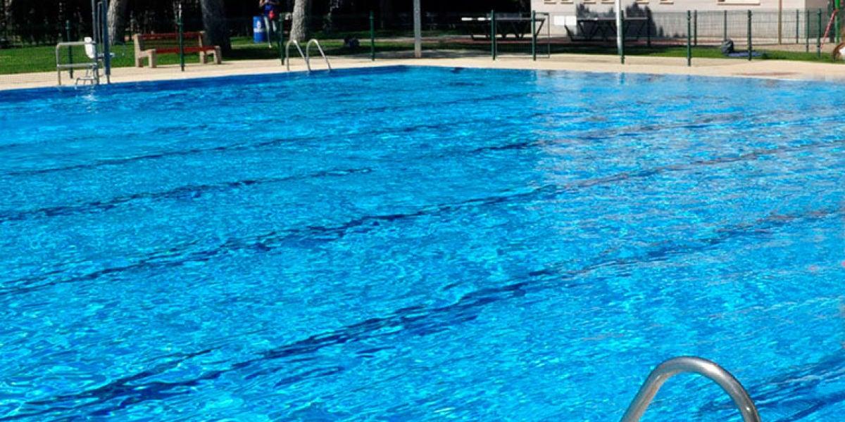 La piscina olímpica del Rey Juan Carlos tuvo que ser desalojada