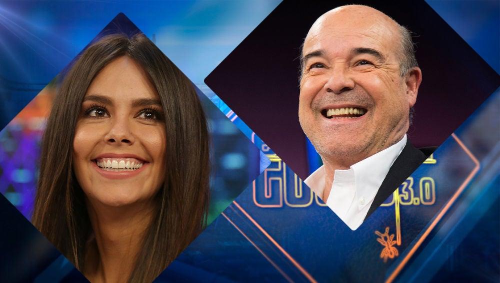 Nuevos colaboradores en El Hormiguero: Cristina Pedroche, Antonio Resines y mucho más