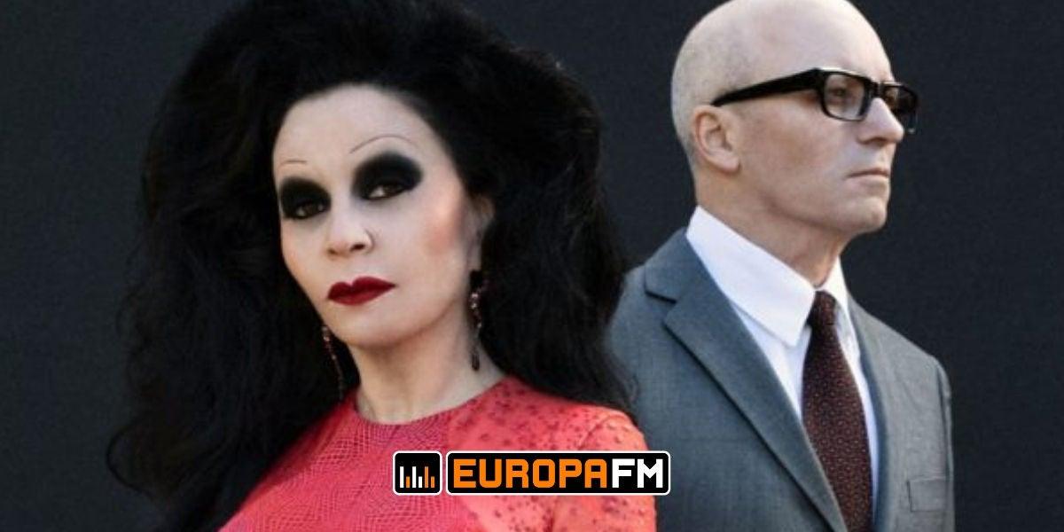 Fangoria en concierto con Europa FM