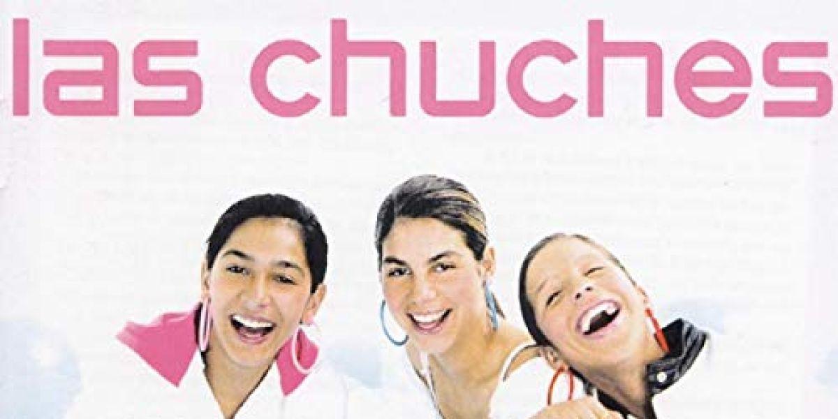 Portada del disco de Las Chuches