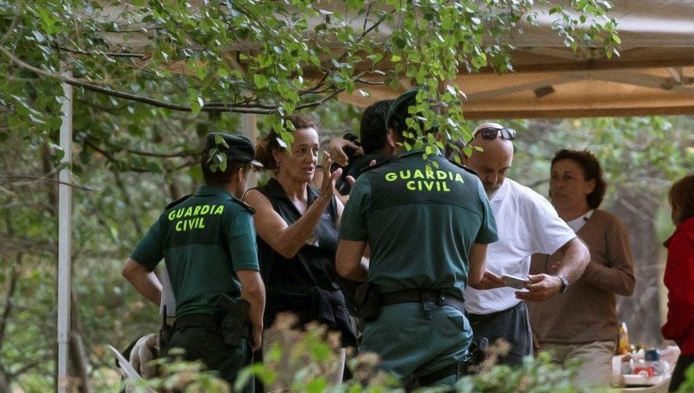 Un guardia civil fuera de servicio fue quien encontró el cuerpo sin vida de Blanca Fernndez Ochoa