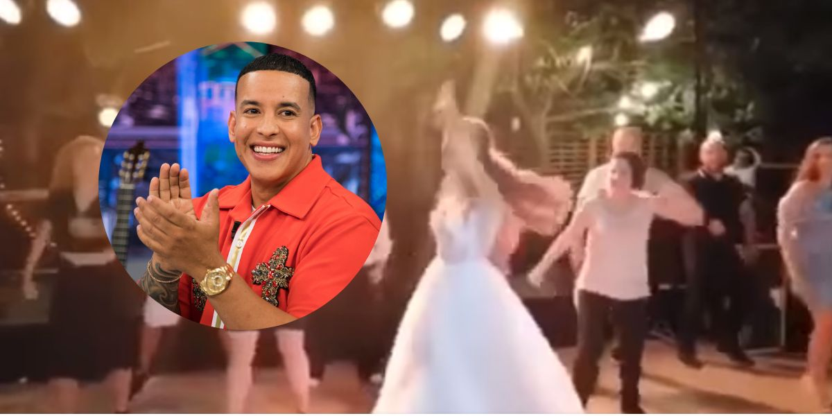 El vídeo viral de una novia bailando 'Con Calma' de Daddy Yankee