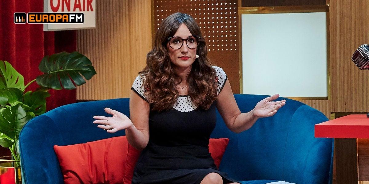 Ana Morgade presenta 'yu no te pierdas nada'