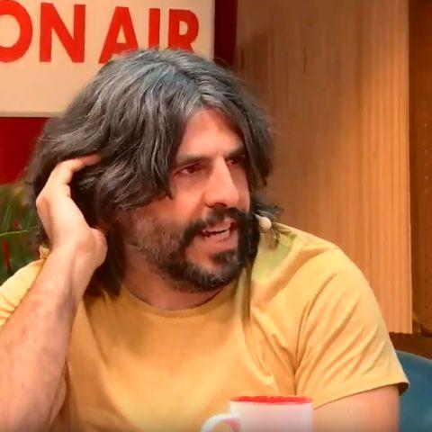 JJ Vaquero en 'yu, no te pierdas nada'