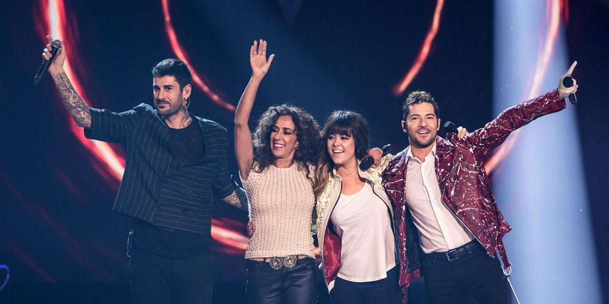 Los coaches de 'La Voz Kids'