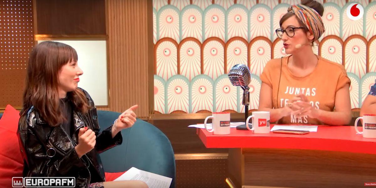 Natalia Ferviú en 'yo, no te pierdas nada'