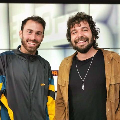 Arnau Griso en Europa FM
