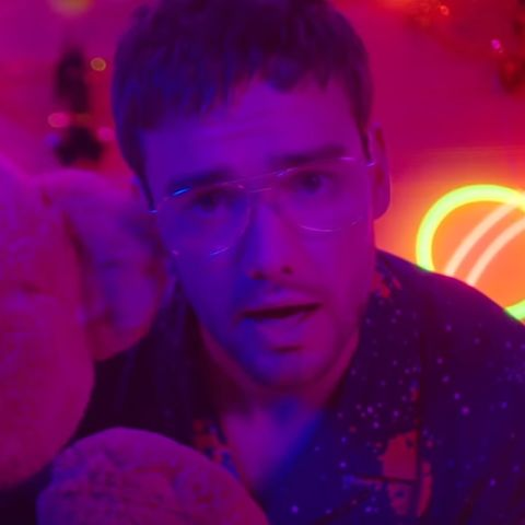 Liam Payne en el videoclip de 'Stack It Up'