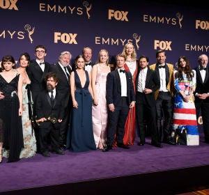 El elenco de 'Juego de Tronos' en Emmy 2019