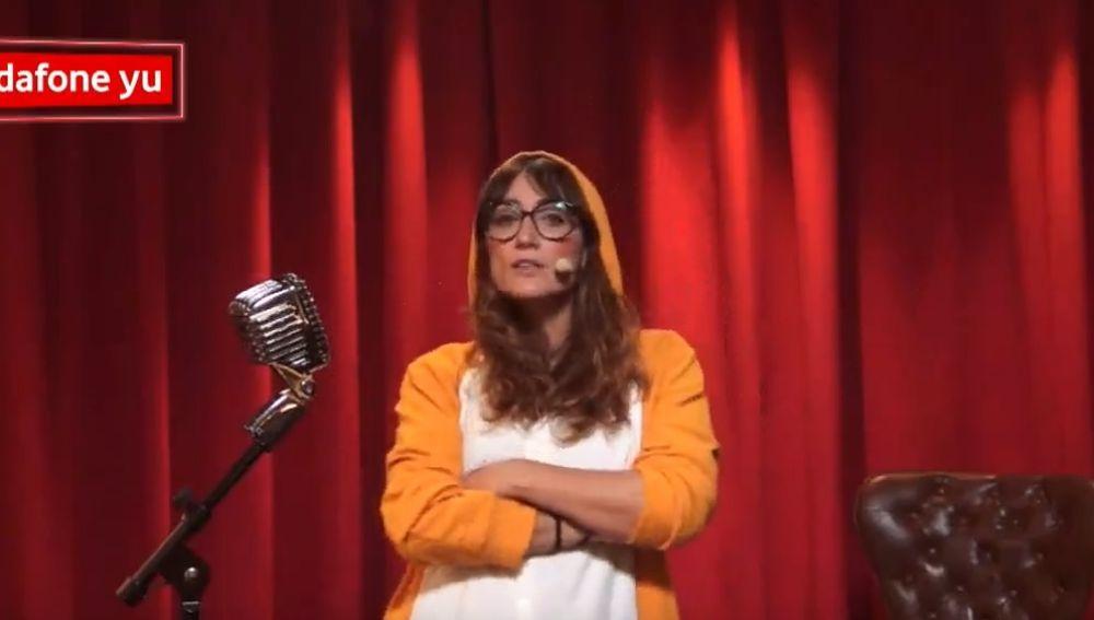 Monólogo de Ana Morgade en 'yu, no te pierdas nada'