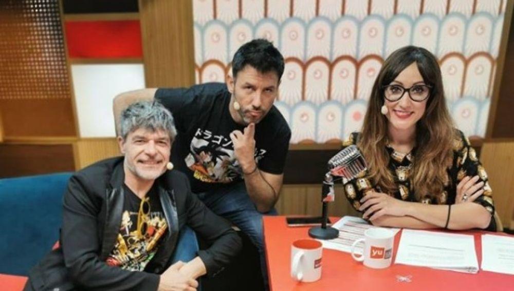 Nacho Guerreros en 'yu, no te pierdas nada'