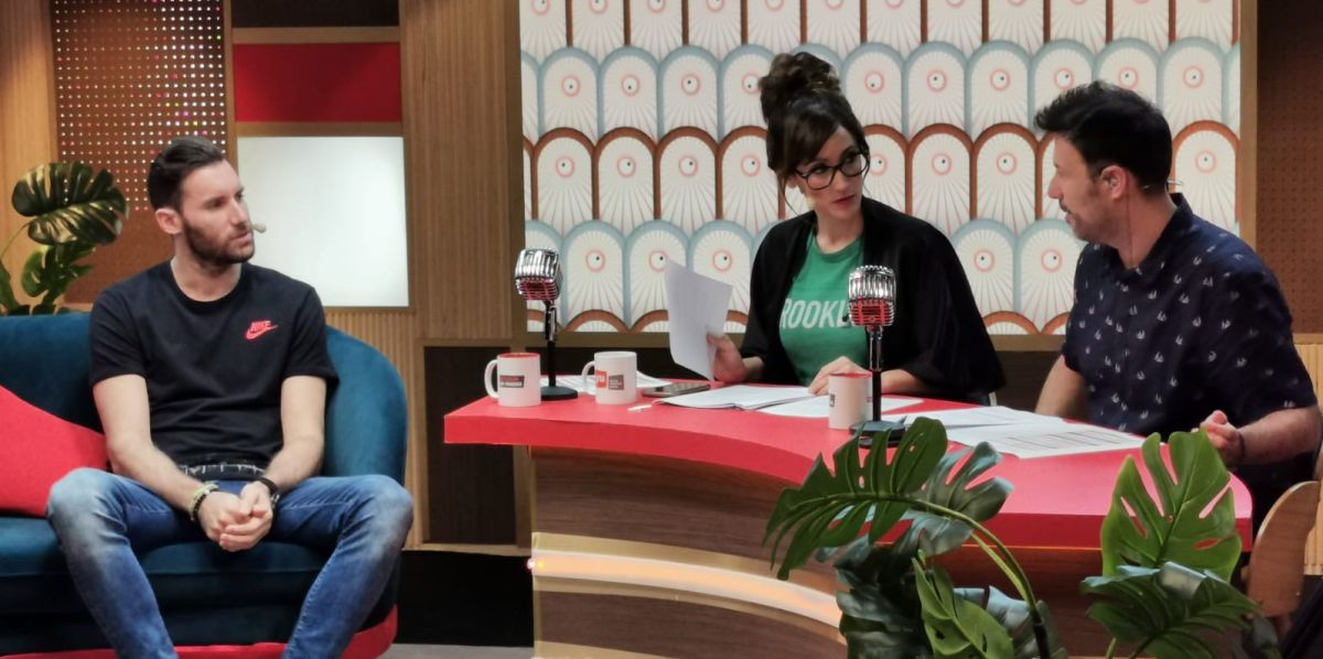 Rudy Fernández en 'yu, no te pierdas nada'