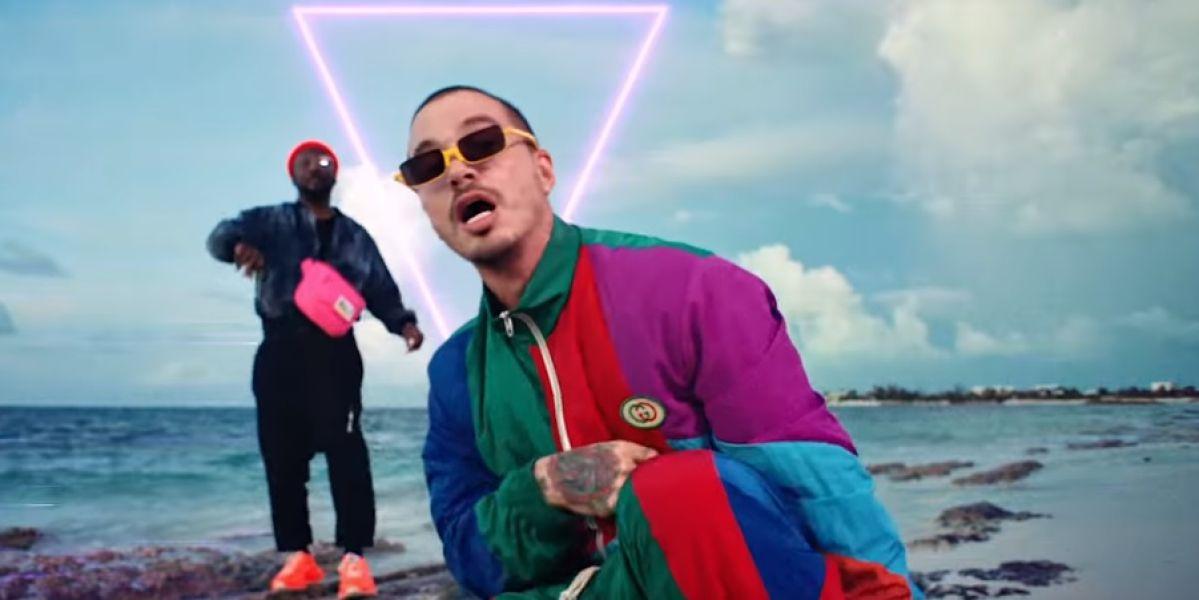 J Balvin y Black Eyed Peas