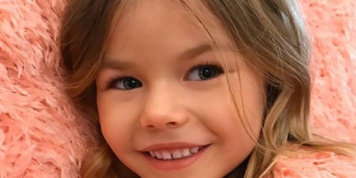 Las redes eligen a Alina Yakupova como la niña 'más guapa del mundo'