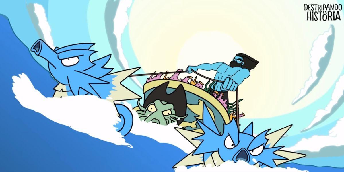 Destripando la historia: Poseidón