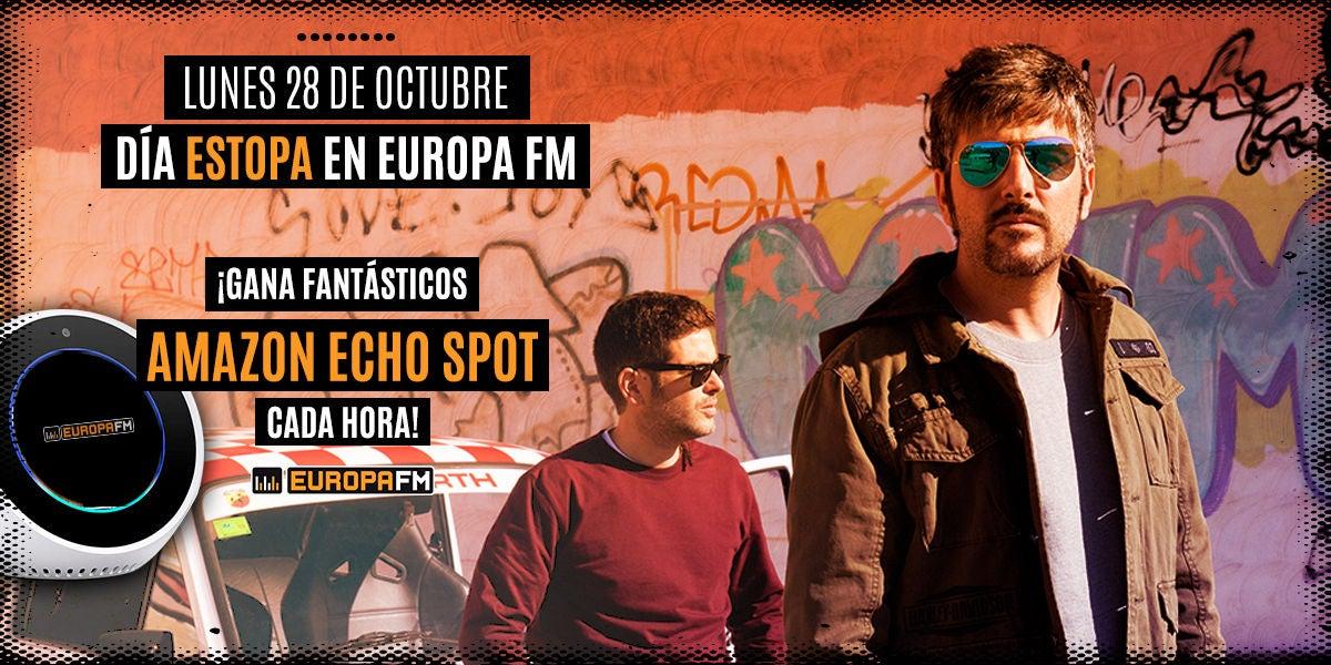 Día Estopa en Europa FM