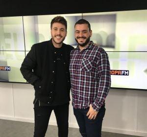 Entrevista a Antonio José en Europa FM