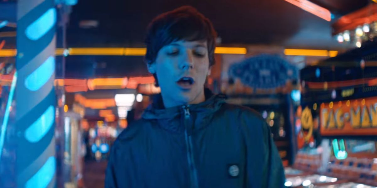 Louis Tomlinson en el videoclip de 'We Made It'