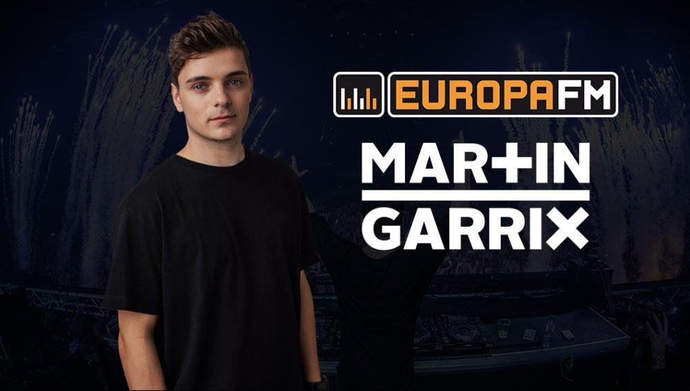 Martin Garrix en Europa FM