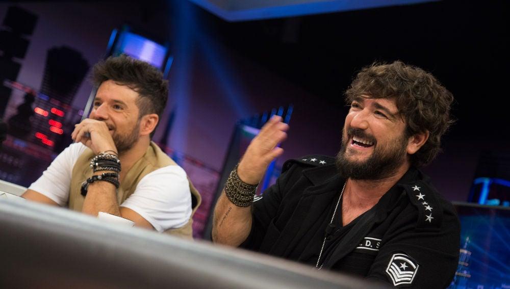 Antonio Orozco y Pablo López confirman en 'El Hormiguero 3.0' que serán coaches de 'La Voz' 2020