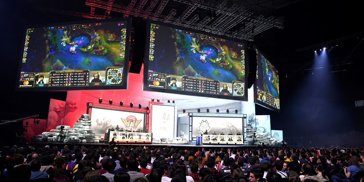 Así ha sido la gran semifinal de las Worlds 2019 de League of Legends en Madrid