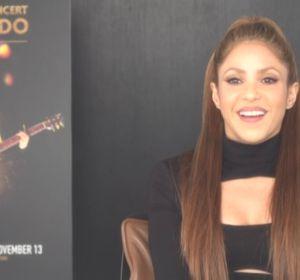 Shakira lleva su música al cine