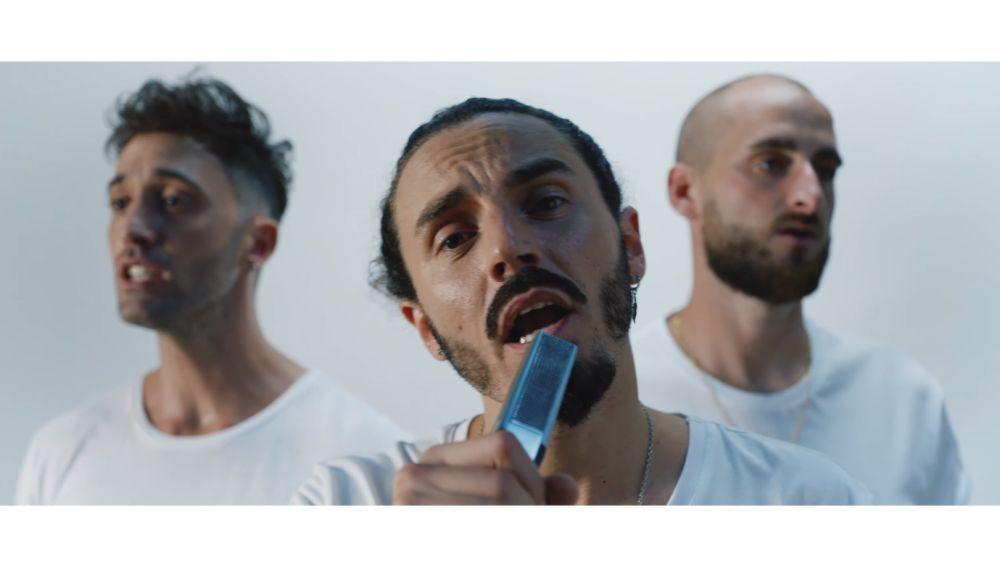Isla Iglú en el vídeo de 'Otra Vez'