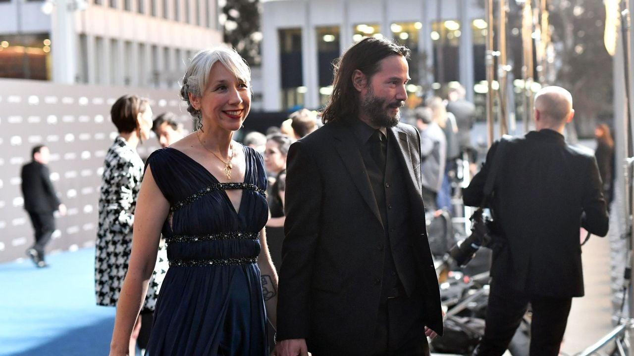 La Novia De Keanu Reeves Revela La Poderosa Razón Por La