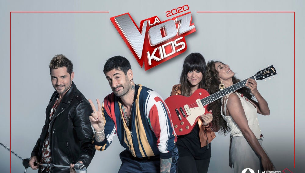 La Voz Kids 2020