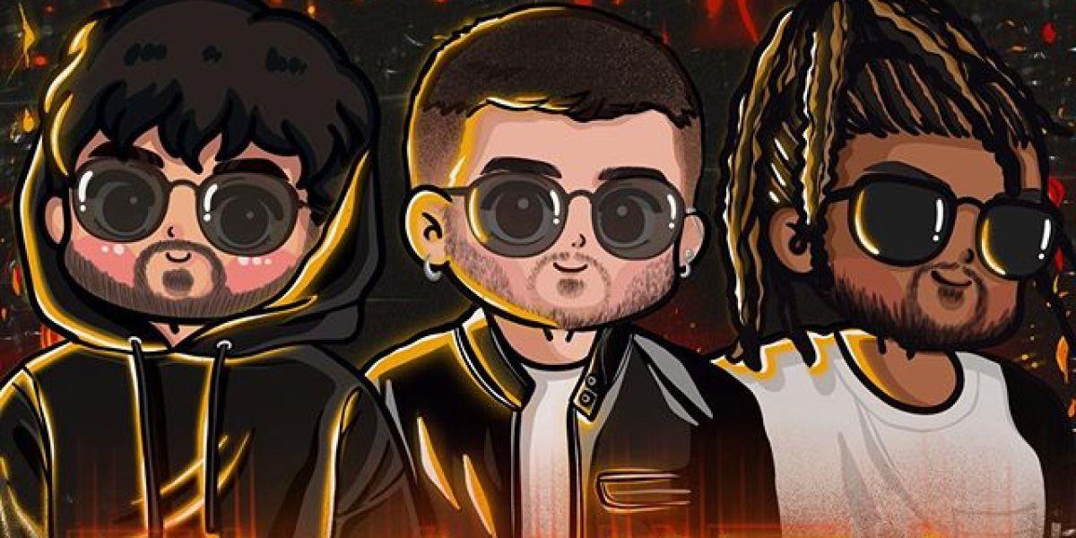 R3HAB, Zayn y Jungleboi se unen en 'Flames'