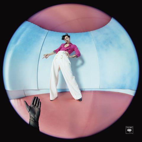 Portada de 'Fine Line', el segundo disco de Harry Styles