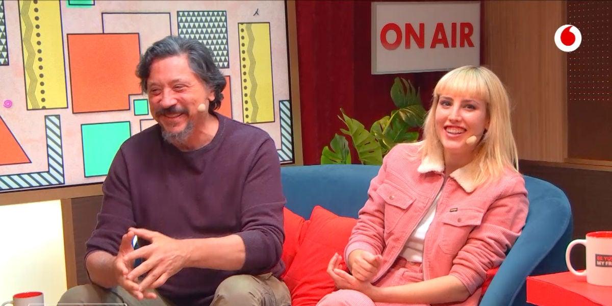 Carlos Bardem y Natalia de Molina en 'yu'