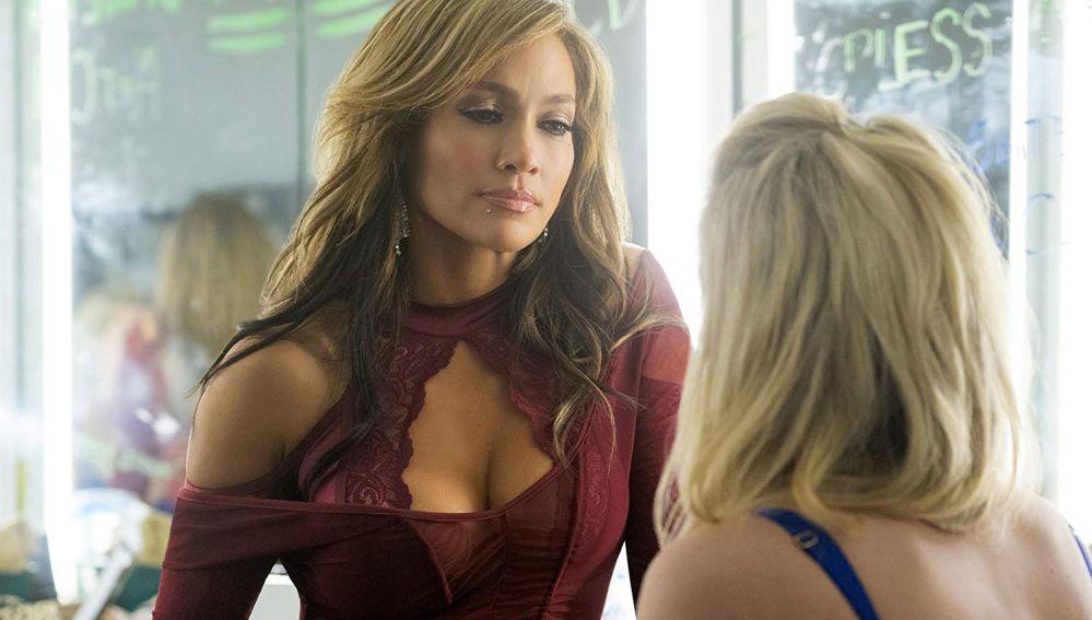Jennifer Lopez en 'Hustlers' ('Estafadoras de Wall Street')