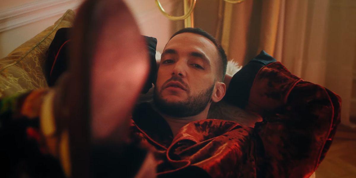 C. Tangana en el vídeo de '5 Stars'